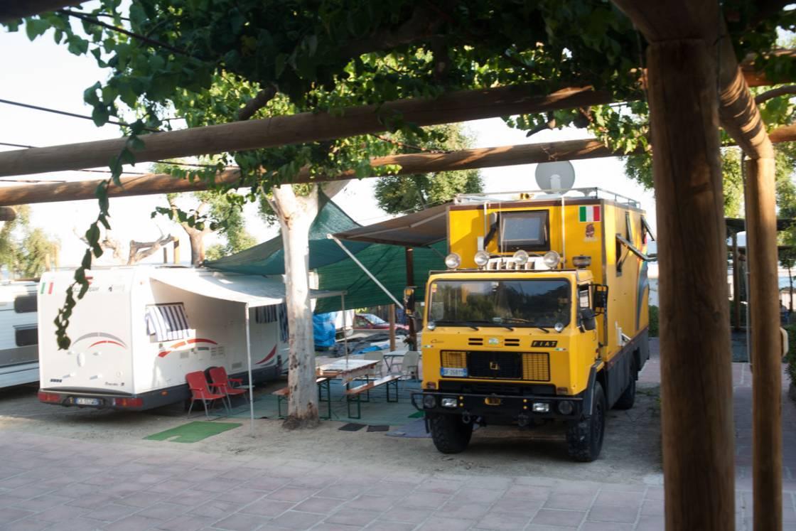 Camping Mirage Servizi