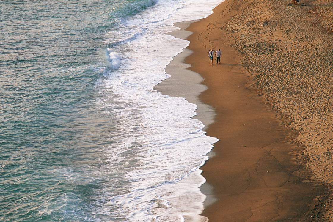 Maronti Beach