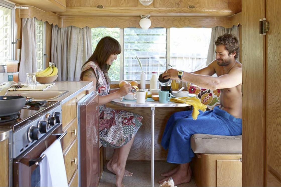 Settimana coppia in camper + piazzola.